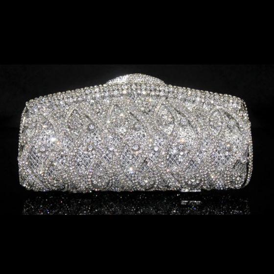 Rhinestone Evening Bag Luxury Ladies Hand Bag Clutch Bags