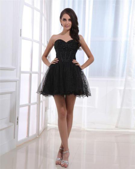 Linke Kochanie Satyna Backless Gaza Rekawow Plisowana Mini Zamek Tanie Sukienki Koktajlowe