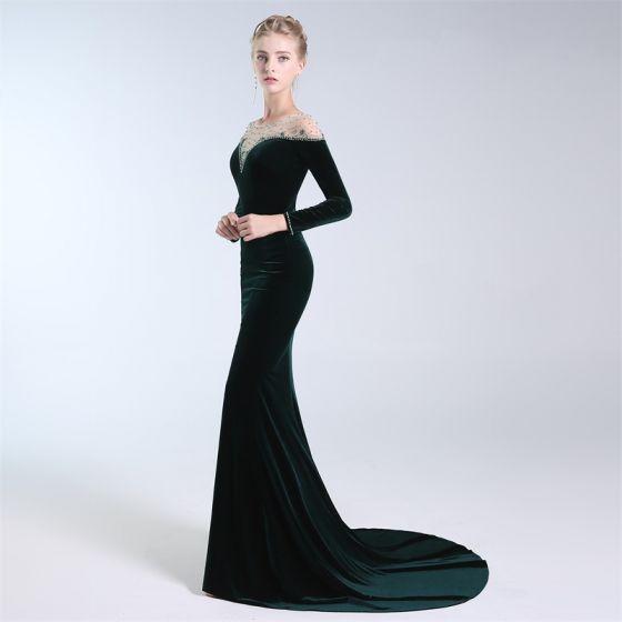 449e7edbffa elegant-dark-green-evening-dresses -2019-a-line-princess-scoop-neck-suede-crystal-sequins-long-sleeve-sweep-train- formal-dresses-560x560.jpg